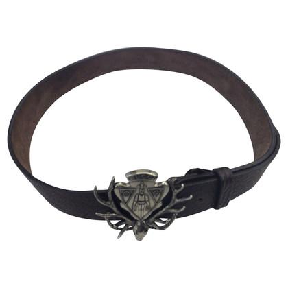 Gucci Belt in dark brown