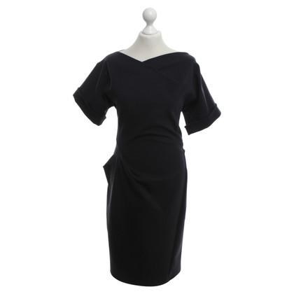 Max Mara Elegant dress in dark blue