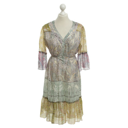 Autres marques Essentiel - robe de soie