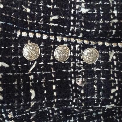 Chanel cappotto di tweed