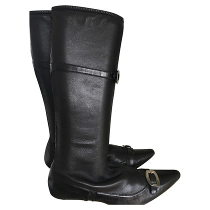 Prada Boots stretch