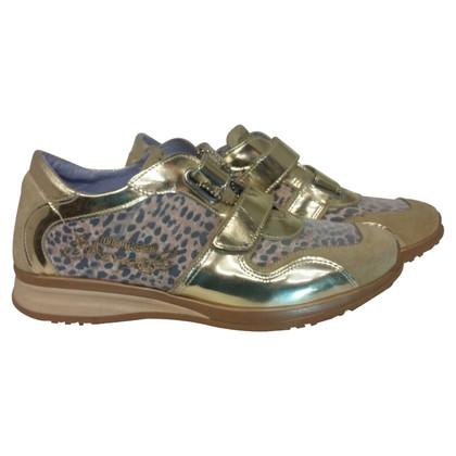 Roberto Cavalli Leopard sneakers