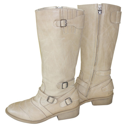 "Belstaff ""Trial Master Boot"" in Beige"