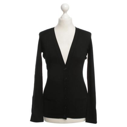 Windsor Vest in zwart