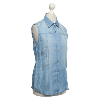 Pinko Camicia in look jeans