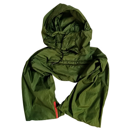 Prada Scarf with integrated hood