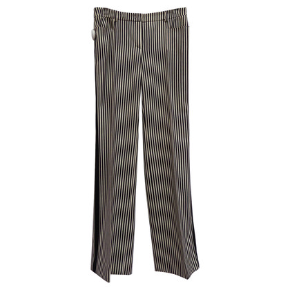Akris stripe trousers