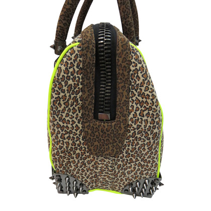 Philipp Plein Leoprint Jungle Tasche