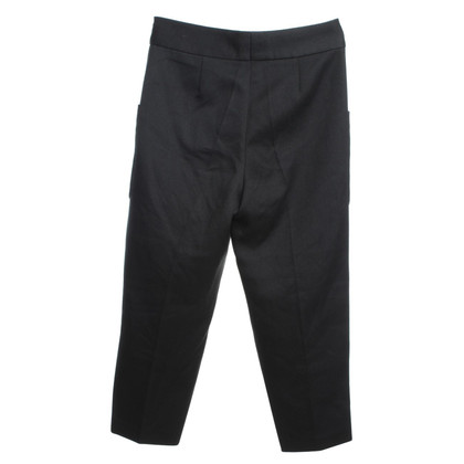 By Malene Birger trousers in black