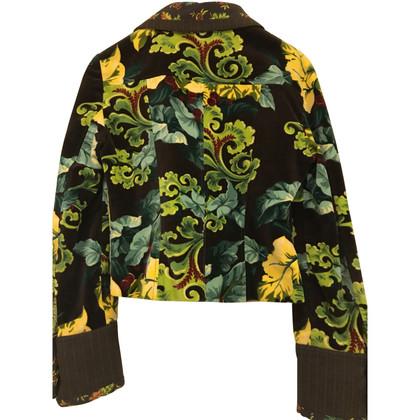 Kenzo Jacke aus Samt