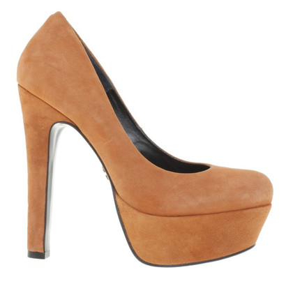 Kurt Geiger Pumps in Orange
