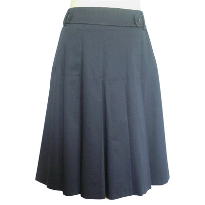 Max Mara Folding skirt in blue