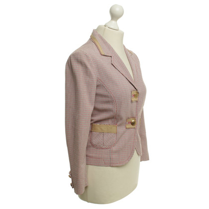 Dorothee Schumacher Blazer with tap pattern