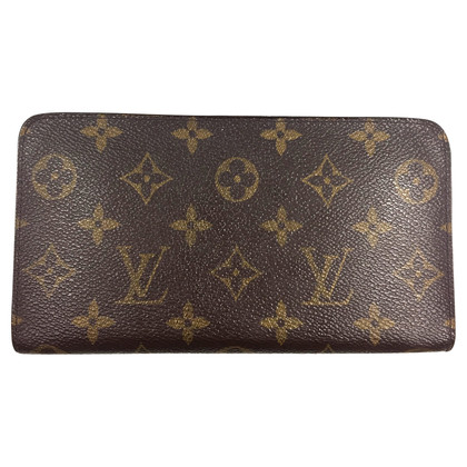 "Louis Vuitton ""Zippy Monogram Canvas"""