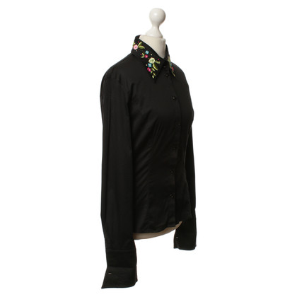 Escada Blouse with embroidery details