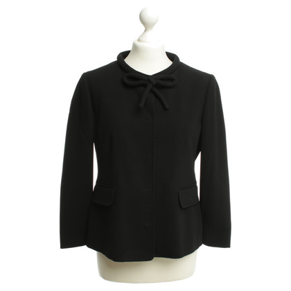Moschino Cheap and Chic Giacca blazer nera