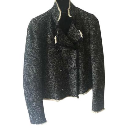 Karl Lagerfeld veste Tweed