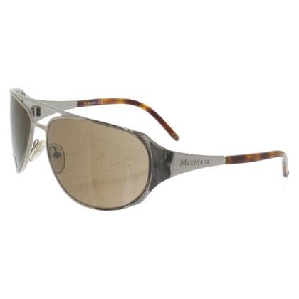 Max Mara Sunglasses with double bridge