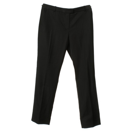 Joseph Crease pants in black