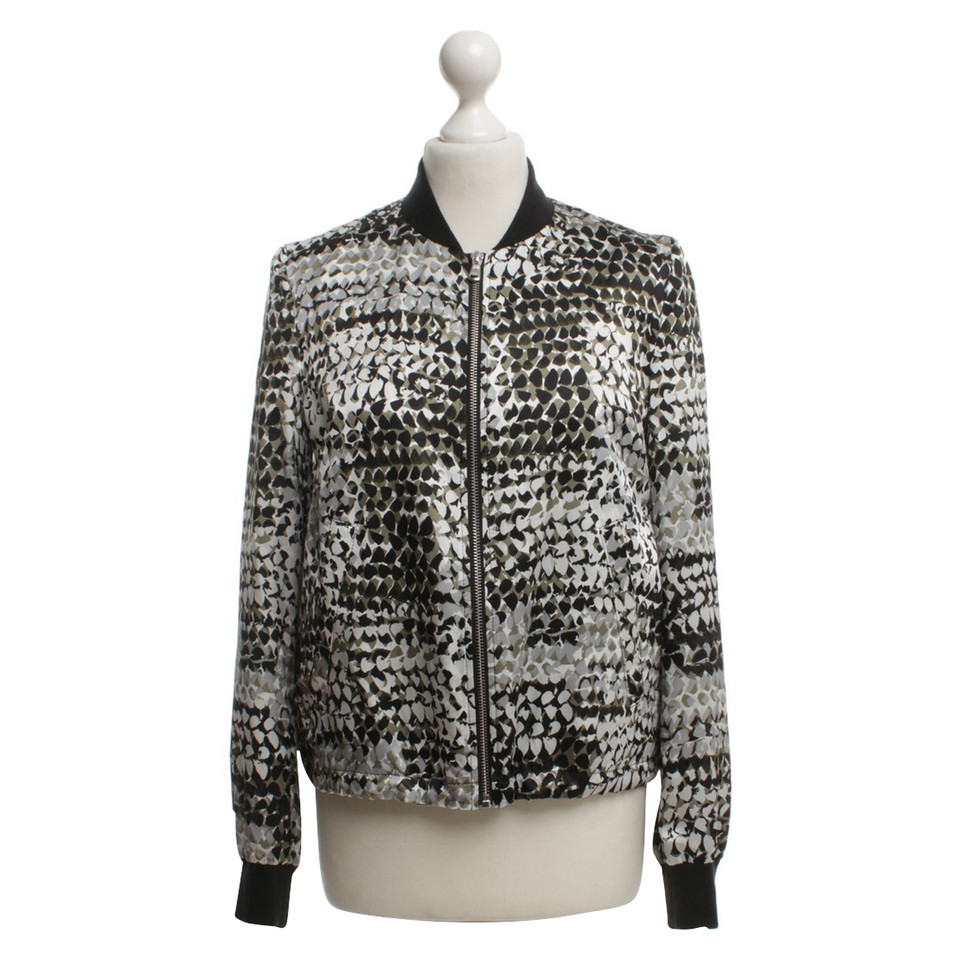 Hugo Boss Bomber jacket of silk
