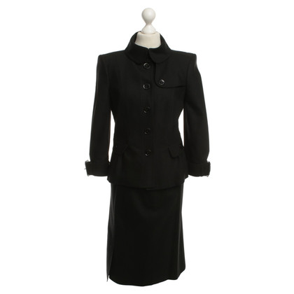 Burberry Costume in Black