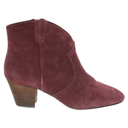 Ash Stiefeletten in Bordeaux