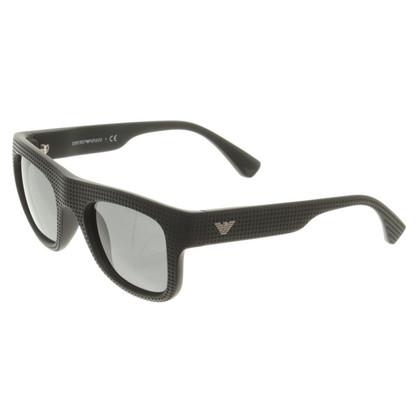 Armani Sonnenbrille in Schwarz
