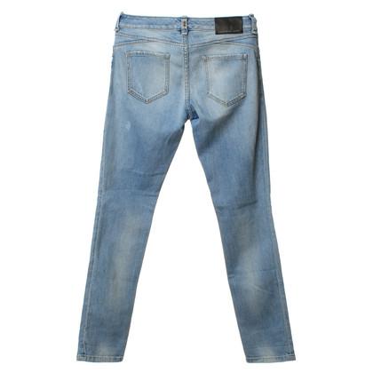 Sport Max Jeans in Hellblau