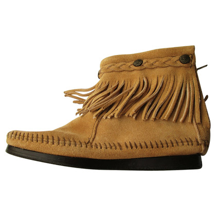 Minnetonka Boots with fringes