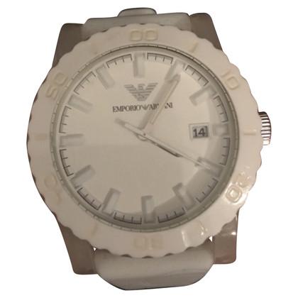Armani Armani Watch 1'unisex white
