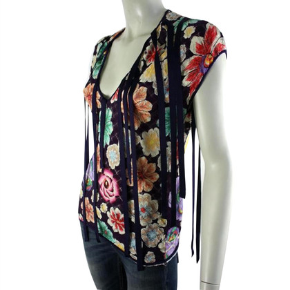Missoni bloemen Top