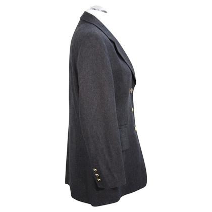 Basler Wool blazer in grey