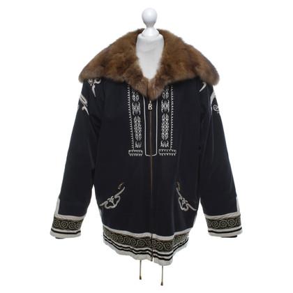 Bogner Winter jacket with fur trim