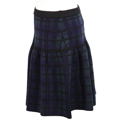 Cynthia Rowley skirt with pattern