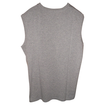 Alexander McQueen Grey Top