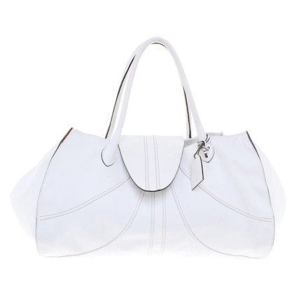 Max Mara Handbag in white
