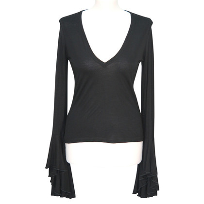 French Connection Schwarze Bluse