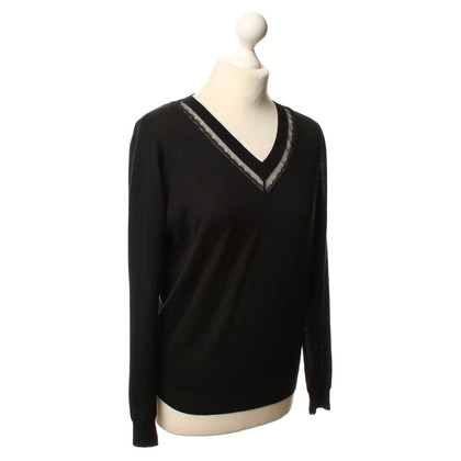 Nina Ricci top in black