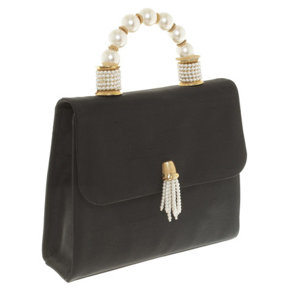 Moschino Evening bag with pearl detail