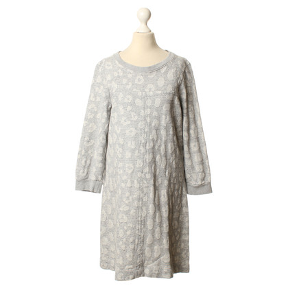 Marc by Marc Jacobs Sweatshirt dress with Leopard print