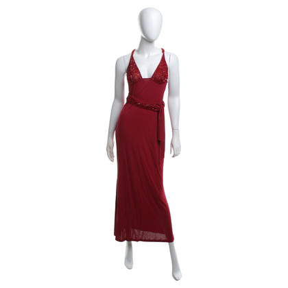 La Perla Dress in red