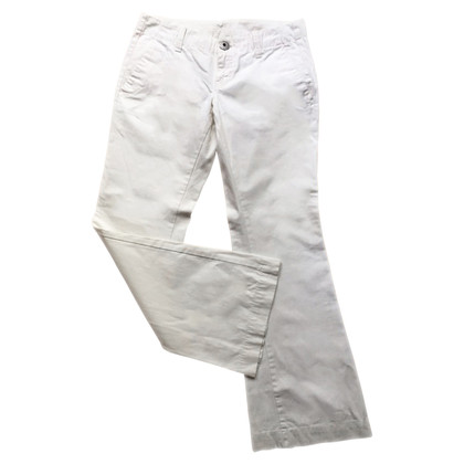 Diesel Black Gold White trousers