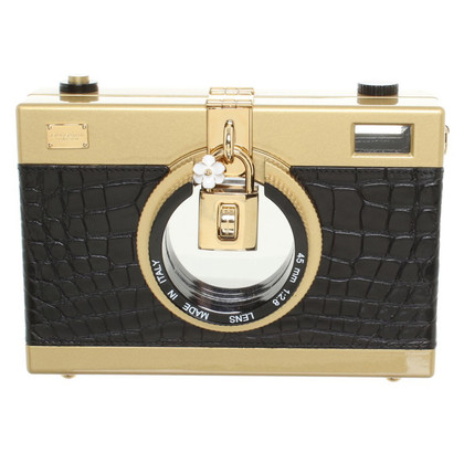 Dolce & Gabbana Small handbag in camera look