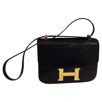 "Hermès Tas ""Constance"""