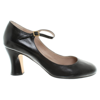 Marc Jacobs Black pumps smooth leather