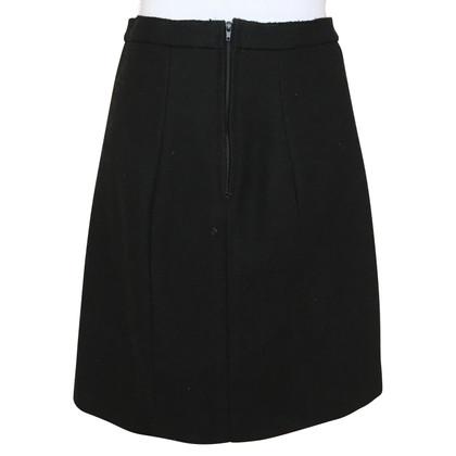 Miu Miu Sleeve skirt