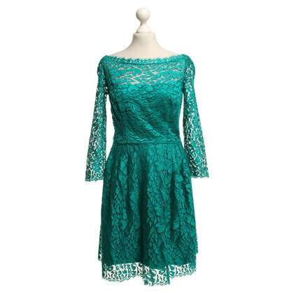 Issa Top dress in green