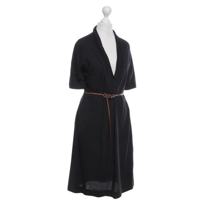 Fabiana Filippi Simple Dress in Black
