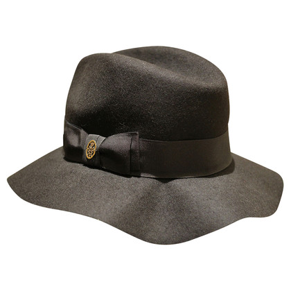Emilio Pucci Wol voelde hoed