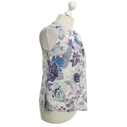 Etro Top with floral pattern